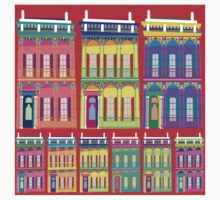 NEW ORLEANS HOUSES T-Shirt