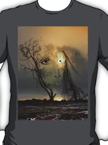 Face Of Autumn T-Shirt
