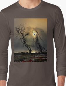 Face Of Autumn T-Shirt