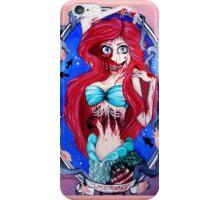 Ariel Zombie iPhone Case/Skin