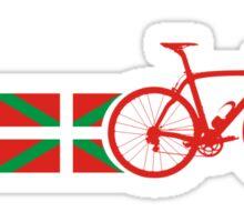 Bike Stripes Basque Sticker