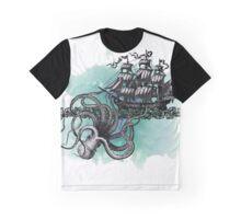 The Kraken Graphic T-Shirt