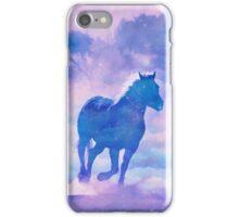 Horses run iPhone Case/Skin