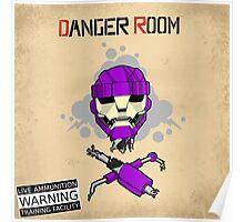 Danger Room Poster