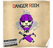 Danger Room Poster