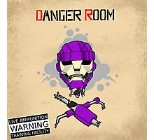 Danger Room Photographic Print