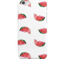 It's raining watermelons  iPhone Case/Skin