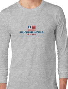 Hughmunus Bone Long Sleeve T-Shirt