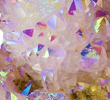 Iridescent Crystal Sticker