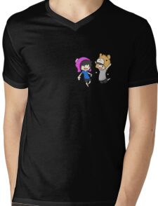 Dan and Phil Graphic art T-Shirt