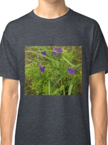 A Flower In All That                                     Pentax Series 16 MP Classic T-Shirt
