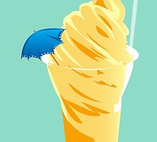 Pineapple Dole Whip by mogracee