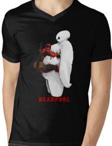 DEADPOOL Mens V-Neck T-Shirt