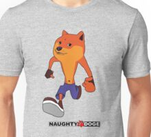 naughty doge Unisex T-Shirt