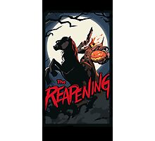 The Reapening - Reaper - Overwatch Photographic Print