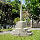 War Memorial, Alstonefield by Rod Johnson