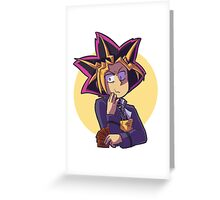 Time For Duel Greeting Card
