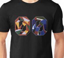 Evangelion Unit 00 Mosaic Unisex T-Shirt