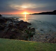 Bouley Bay by Mark Bowden