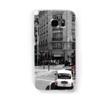 London - Black, White and Red Samsung Galaxy Case/Skin
