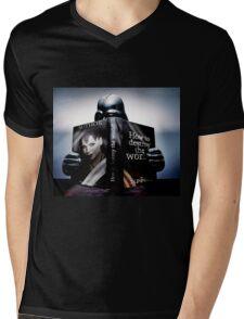 how to destroy the world Mens V-Neck T-Shirt