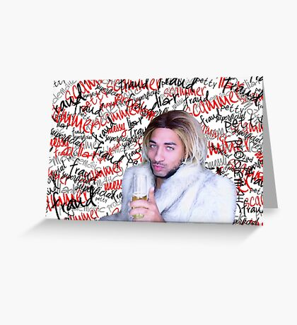 ★ Joanne ★ Greeting Card