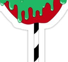 Poison Candy Apple Sticker