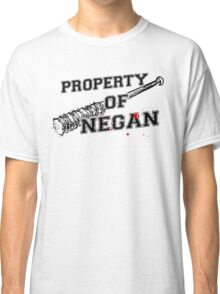 Property Of Negan Classic T-Shirt