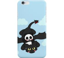 How panda train your dragon iPhone Case/Skin