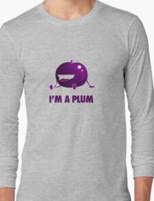 Little Plum - Fruit boy adventurer Long Sleeve T-Shirt