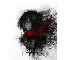 Mikasa Ackerman Photographic Print