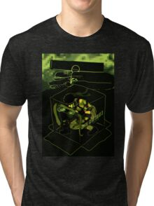 MARKHOR Tri-blend T-Shirt