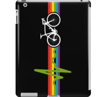 Bike Stripes Dark Side iPad Case/Skin