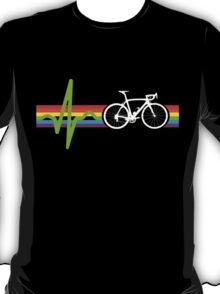 Bike Stripes Dark Side T-Shirt