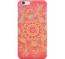 Starburst Mandala  iPhone Case/Skin