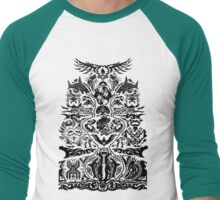 Tatau/Tattoo Men's Baseball ¾ T-Shirt
