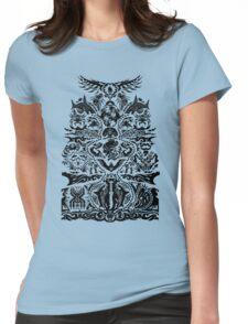 Tatau/Tattoo Womens Fitted T-Shirt