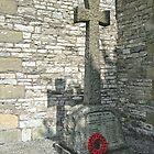 WW1 Memorial, Ashford-in-the-Water by Rod Johnson