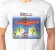 Now it's '95 and I'm surfin' with the Based God Unisex T-Shirt