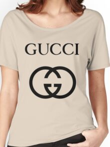 gucci Women's Relaxed Fit T-Shirt