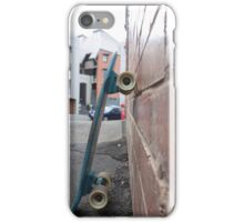 skateboard. iPhone Case/Skin