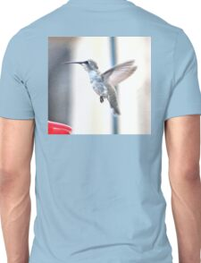 ANGEL WINGED ANNA'S HUMMINGBIRD Unisex T-Shirt
