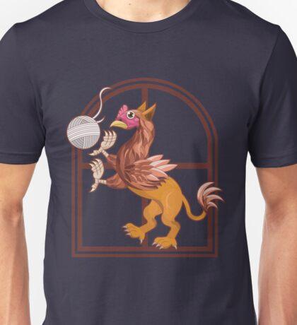 Chicken + Kitten = Griffin Unisex T-Shirt