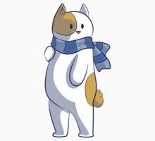 Winter cat Kids Tee