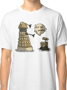 Are you my mummy- Gold version Classic T-Shirt
