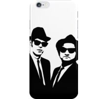Blues Brothers - We're On A Mission From God iPhone Case/Skin