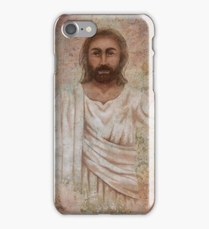 The Resurrection and the Life iPhone Case/Skin