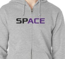Ace in Space Zipped Hoodie