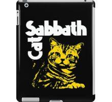 Cat Sabbath - Vol. 4 iPad Case/Skin