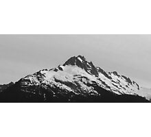 Mountains of Vancouver Canada Photographic Print